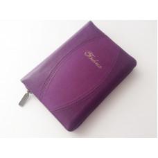 045zti Библия фиолетовый (11454)