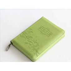 045zti Біблія зелена (10457)