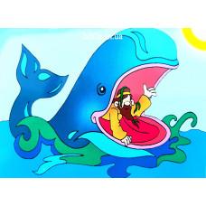 """Пазли """"Іона і кит"""" (242)"""