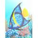 """Набор для вышивания бисером """"Рыба"""" (604)"""