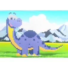 """Набір для вишивання бісером """"Динозаврик"""" (616)"""
