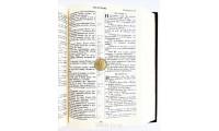 043 Библия черная крест (11434)