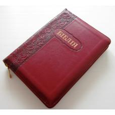 045zti Біблія з квітами (10457)