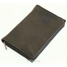 Обложка на Библию Геце (8035) кожа коричневая