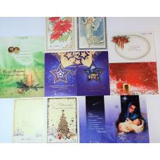 Открытки С Новым Годом и Рождеством