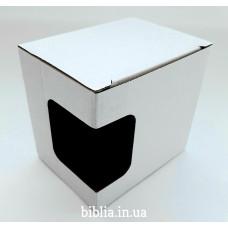 Коробка для кружки (к142) картон